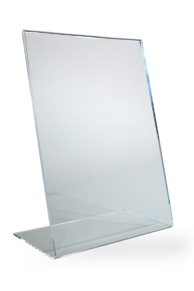 Acrylic L - Display plexiglas