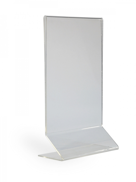 Display plexiglas - Suport Meniu S